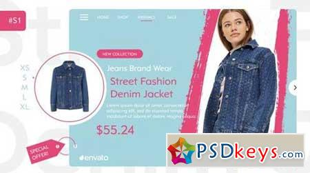 Fashion Shop 22544237 After Effects Projects