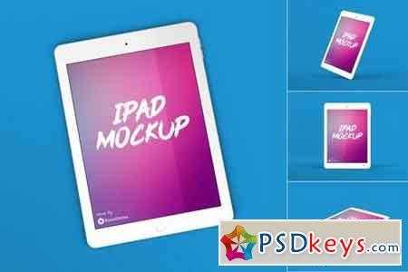 Ipad Tablet Screen Mockup vol.1