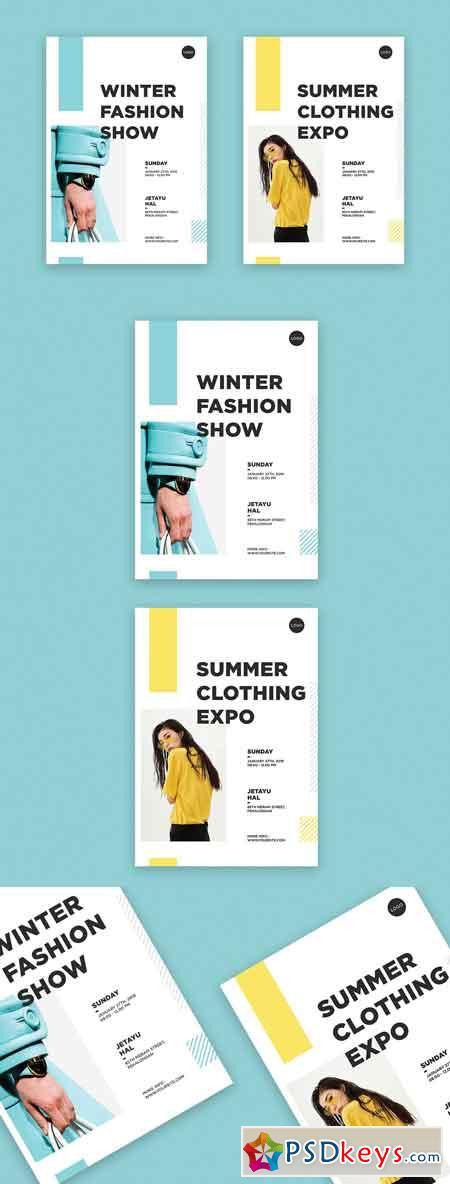 Fashion Event Flyer 3279196