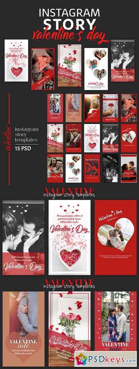 Instagram Story - Valentine 3280945