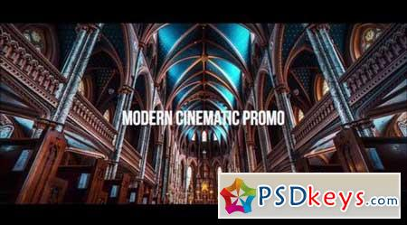 Modern Cinematic Promo 168117 After Effects Projects