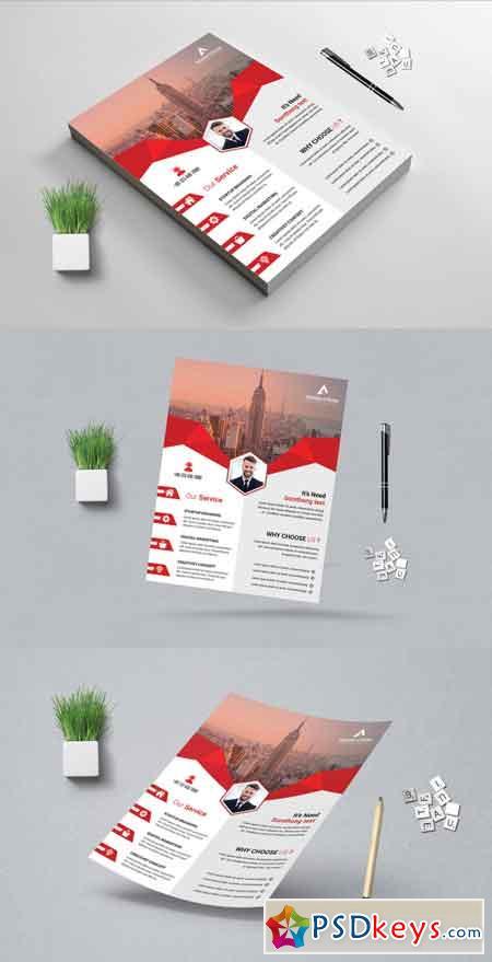 Corporat Business Flyer 3522578