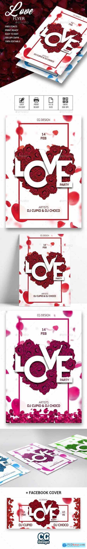 Love Flyer 21277892