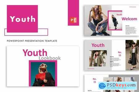 Youth - Powerpoint, Keynote Templates