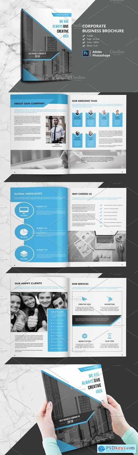 Business Brochure V832 3057727