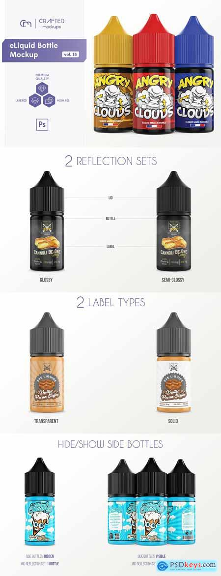 eLiquid Bottle Mockup v1B 3356777