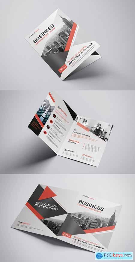 Voyd - Business Bifold Brochure 3155846