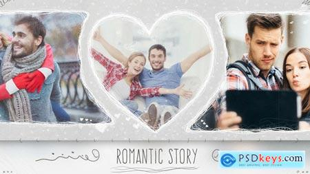 Romantic Wedding 22768058 After Effects Project