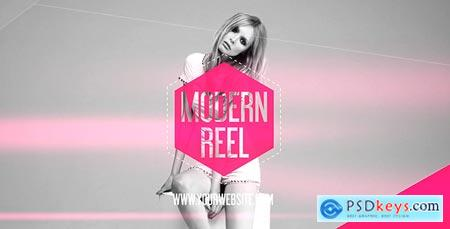 Videohive Modern Reel Opener 13937447 After Effects Project