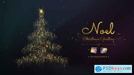 Videohive Noel Christmas Greetings for Final Cut Pro 22663396 Motion Templates