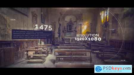 Videohive History Timeline 21235236 After Effects Project