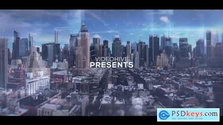 Videohive Digital Parallax Slideshow 22751071 After Effects Project