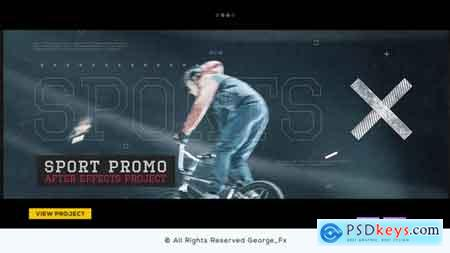Videohive Sport Promo 19516316 After Effects Project