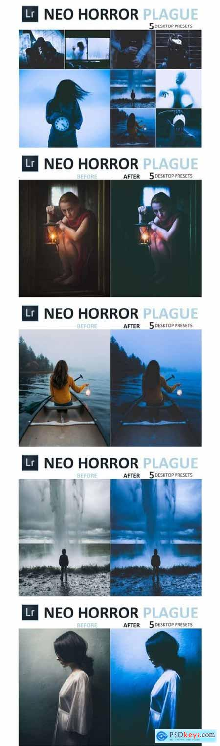 Neo Horror Plague Desktop Lightroom Presets 3524776