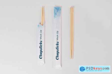 Chopsticks Mock Up