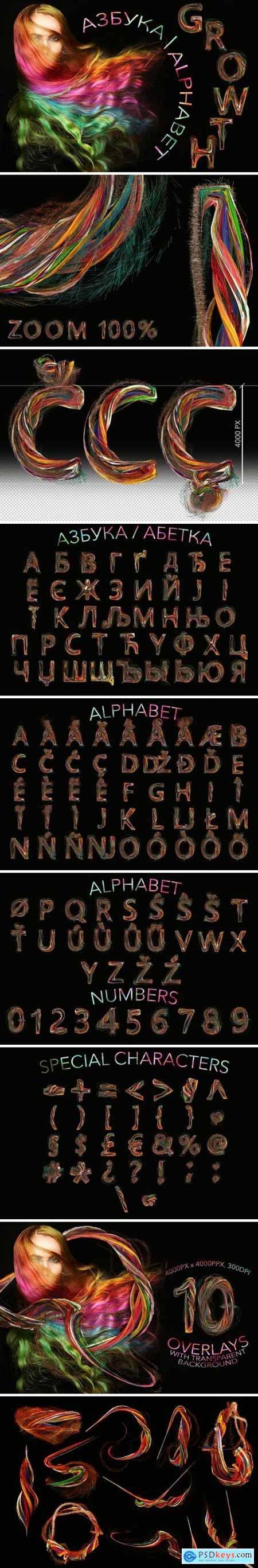 Growth Azbuka Alphabet