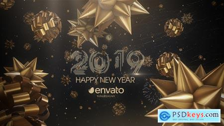 New Year 2019 23091522 After Effects Projects
