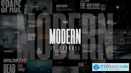 Videohive Contemporary TV Broadcast Graphics Package 23182526 After Effects Project