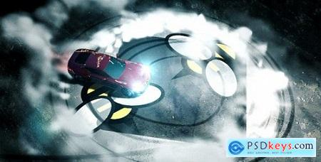 Videohive Logo Drift 3120994 After Effects Project