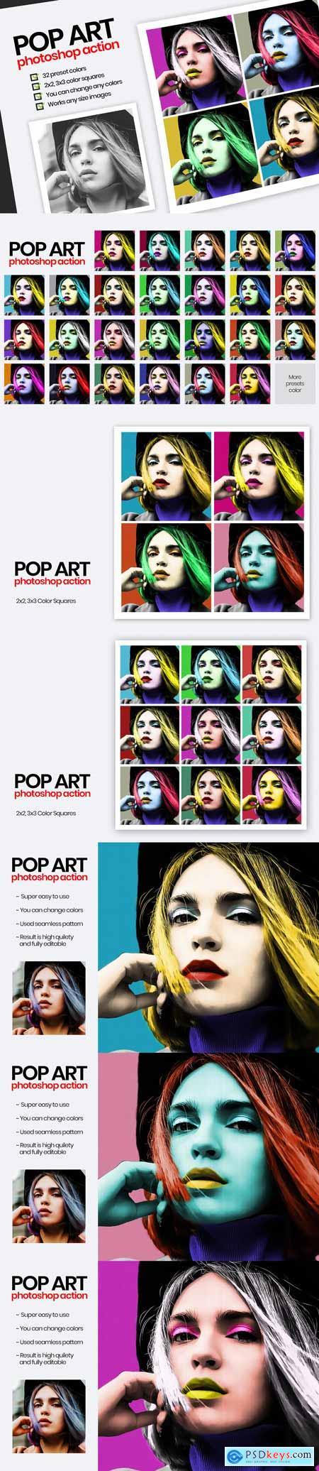 POP ART - PS Action 3316906
