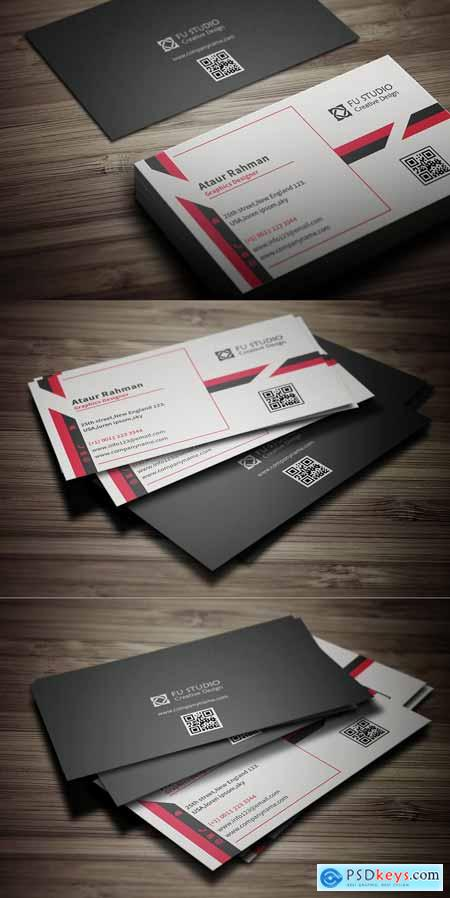 Modern Business Card 3380151