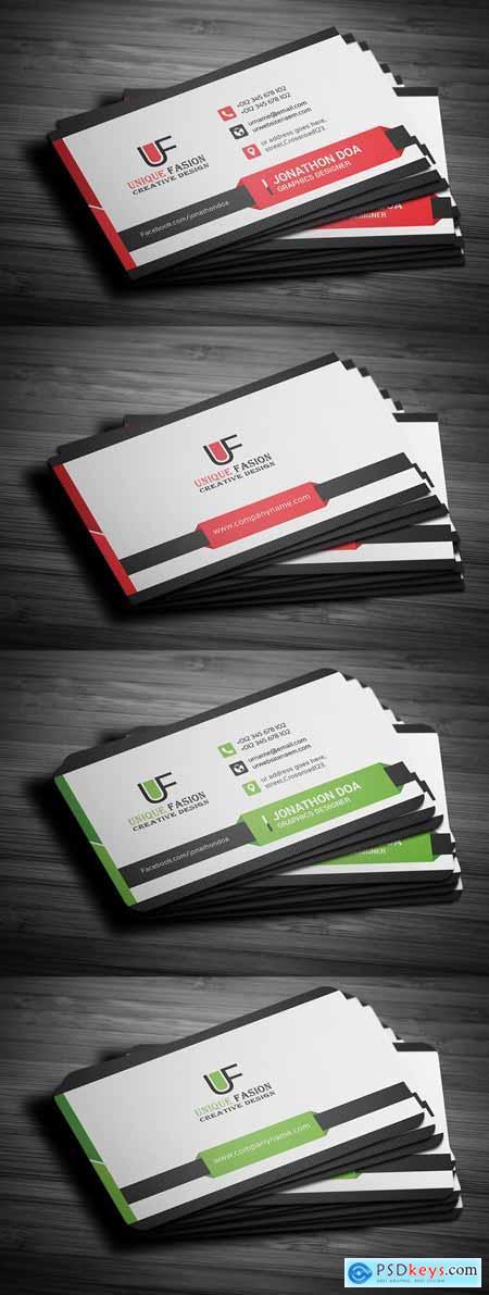 Creative Business Card 3380119