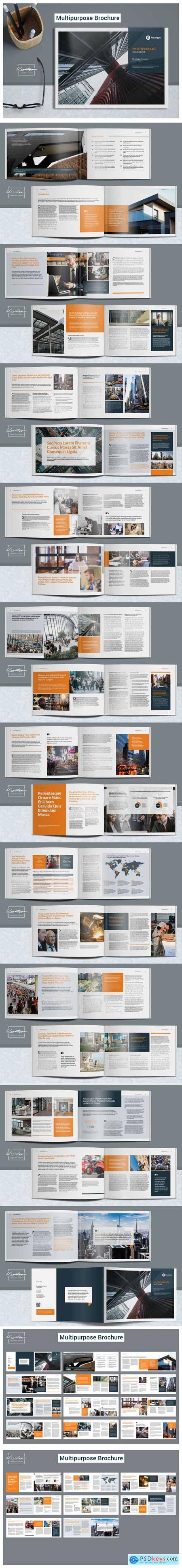 Kreatype Multipurpose Brochure 3395710