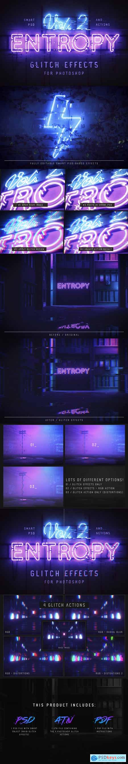 Entropy Volume II PS glitch effects 3376655