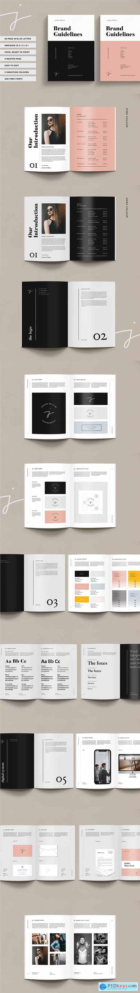 Brand Guidelines 3411951
