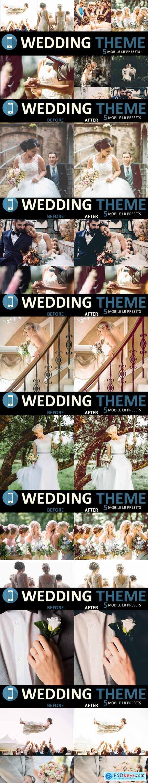 Neo Wedding mobile lightroom presets theme 3522918