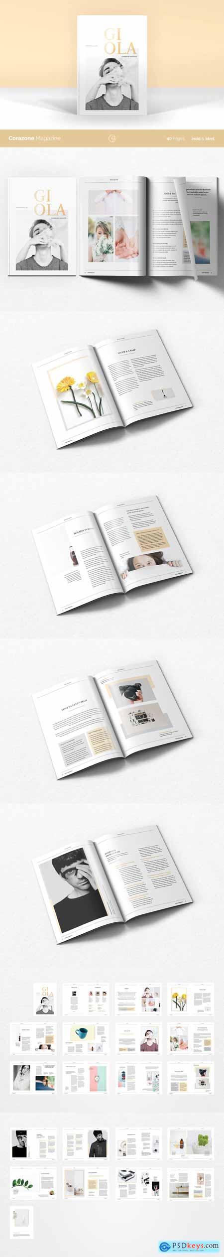 Giola Lookbook Magazine - 2019 3397657
