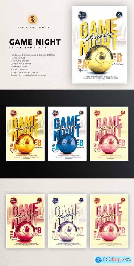 Game Night 3385190