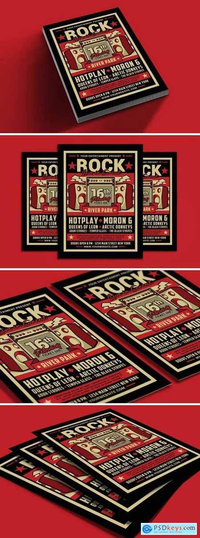 Rock Live in Concert