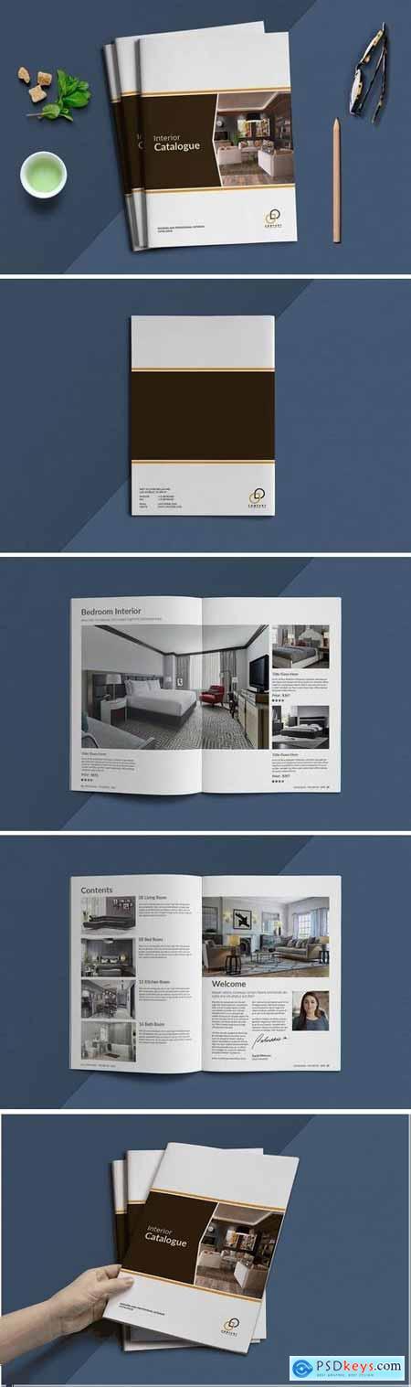 Interior Catalogue Template