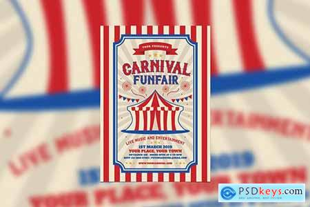 Retro Carnival and Funfair