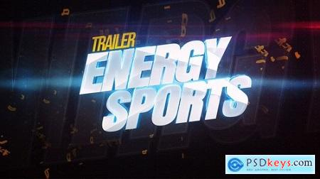 Videohive Energy Sports Promo 22968516 After Effects Project