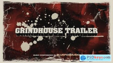 Videohive Grindhouse Trailer 22217460 After Effects Project