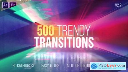 Videohive Transitions V2.2 22114911 After Effects Project