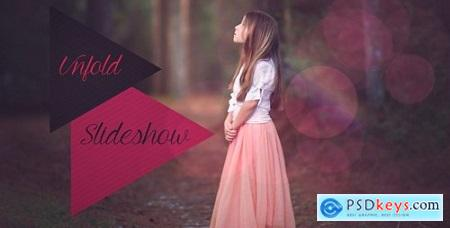 Videohive Unfold Simple Full Frame Slideshow 7854019 After Effects Project