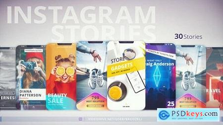 Videohive Instagram Stories 22972451 After Effects Project