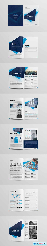 Business Brochure 3404199