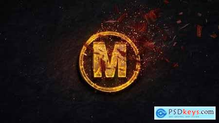 Intro Fire Burst Logo 168408 After Effects Projects