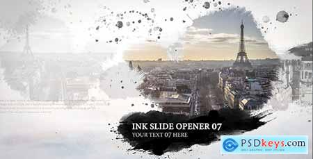 Videohive Ink Slide - Opener 13827273 After Effects Projects