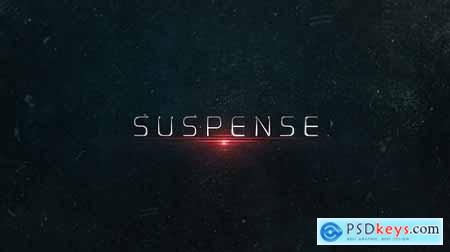 Videohive Suspense Trailer Titles 20826331 After Effects Projects