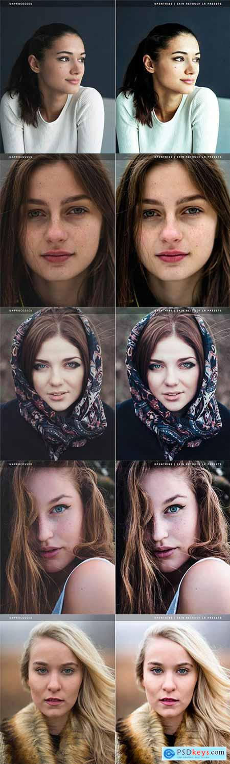 Skin Retouch LR Presets 3408698
