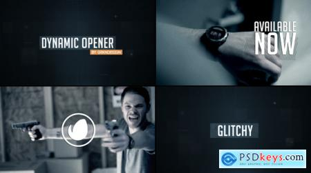 Dynamic Opener 10050247 After Effects Project