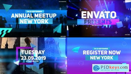 Event Opener 22872212 After Effects Project