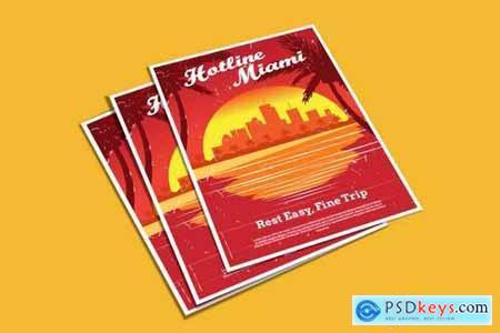 Hotline Miami Flyer