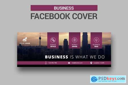 Business Facebook Cover 2607703