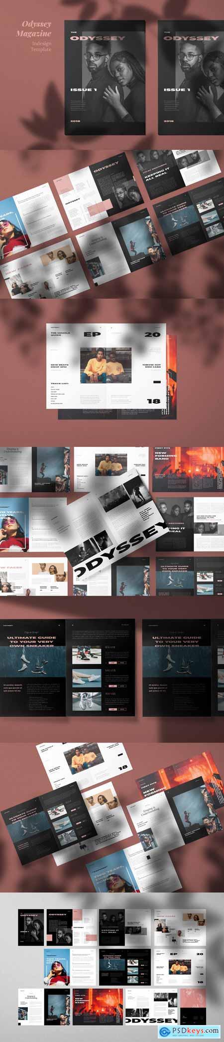 Odyssey Magazine 3406907